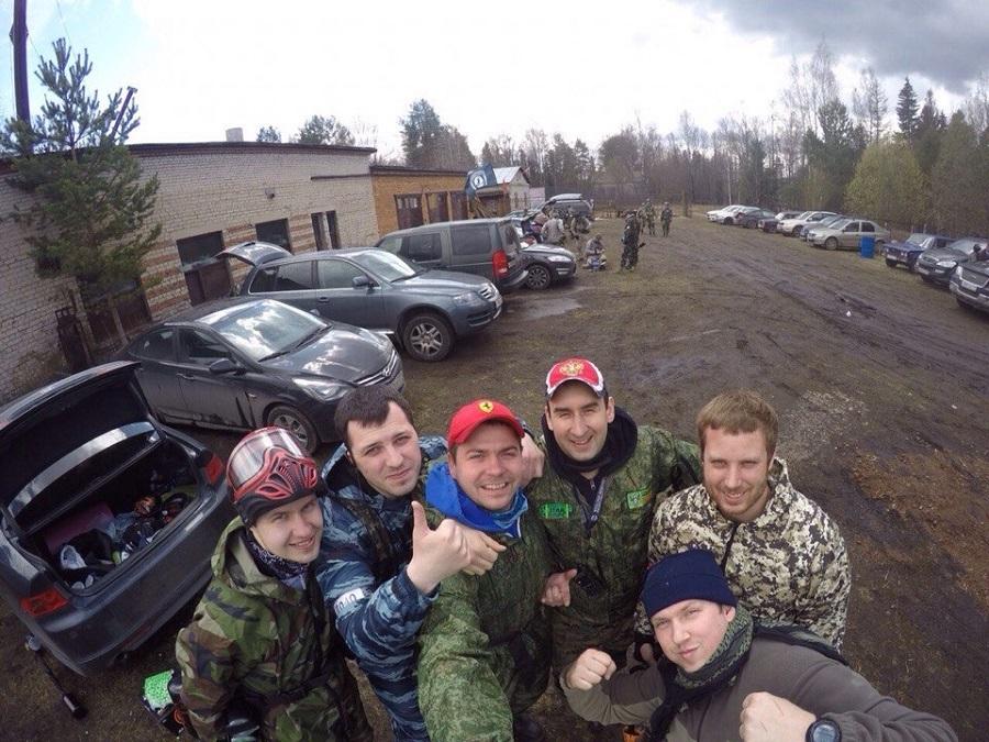 Лазертаг-пейнтбол-страйкбол-клуб Луч в Москве