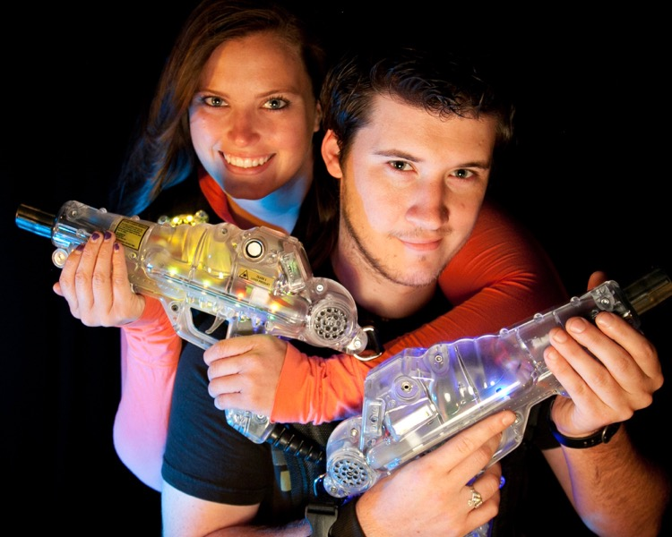 Laser Tag Ultrazone in Los Angeles, CA