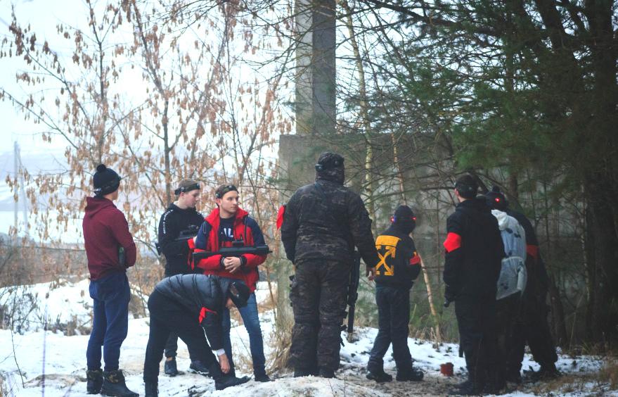 Лазертаг-пейнтбол-клуб Чистое небо в Клинцах